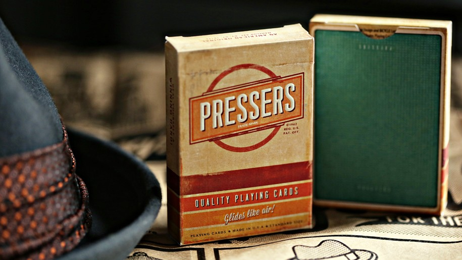 pressers-playing-cards
